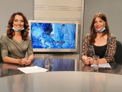 "Milica Vukićević, Science Communication Manager of our COST Action VascAgeNet, was guest in the TV show ""Bolje sprečiti"" in Serbia"