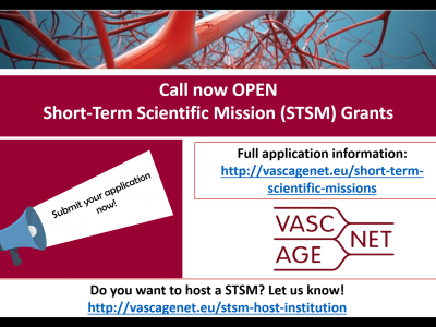 Calls for STSM and ITC Conference Grants are open now!