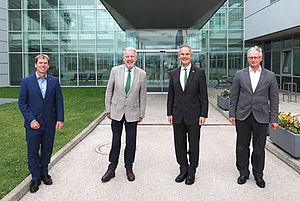 Ambassador Robert Leigh Turner visits AIT