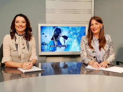 Science Communications Manager on Zdravlje TV in Serbia
