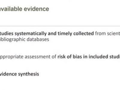 """Thank you Ana Jeroncic for a fantastic webinar with the title """"An introduction to systematic reviews and meta-analyses"""""""